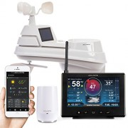 AcuRite 01151M HD Weather Station Access for Remote Monitoring, Compatible with Amazon Alexa