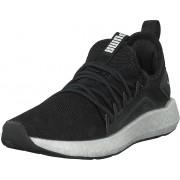 Puma Nrgy Neko Wns Puma Black-puma White, Skor, Sneakers & Sportskor, Sneakers, Grå, Dam, 41