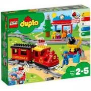 Конструктор ЛЕГО ДУПЛО - Парен влак, LEGO DUPLO, 10874
