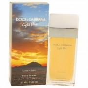 Light Blue Sunset In Salina For Women By Dolce & Gabbana Eau De Toilette Spray 3.4 Oz