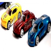 Kuhu Creations Classical Toys Cars Vehicle Gift Pack. (3 Units Mix Multicolor)