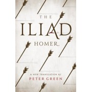 The Iliad: A New Translation by Peter Green, Paperback