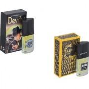 Skyedventures Set of 2 Kabra Yellow-DevDas Perfume