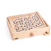 Woody Labirintus dönthető és cserélhető táblákkal