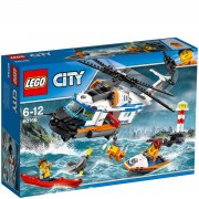 Lego City: Gran helicóptero de rescate (60166)