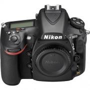 Nikon d810 corpo - 2 anni di garanzia - manuale in italiano