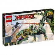 Lego Mech-Drache des Grünen Ninja