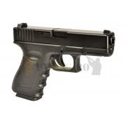 Replica pistol airsoft KJ23 Metal Version GBB