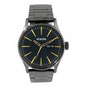 ユニセックス NIXON Sentry SS 腕時計 ブラック