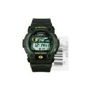 Relógio Casio - G-7900-3dr - G-Shock - Tábua De Maré e Lua
