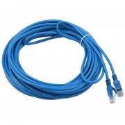 ER Cable 50FT RJ45 CAT5 CAT5E Ethernet Red Lan Router Patch Cable Azul 15M Azul.