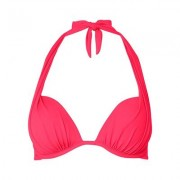 Venus Women's Marilyn Push Up Bra Top Push-Up Bikini Tops - Pink