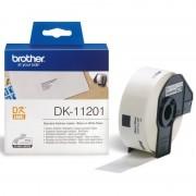 Brother DK-11201 Etiqueta 29x90 mm 400 Unidades