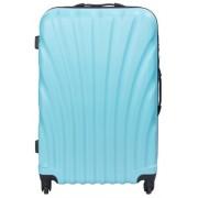Borg Design Stor resväskor - Ljusblå - Hård abs/polycarbonat
