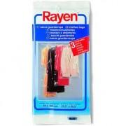 Rayen saco guardaropa 65x125 3uds