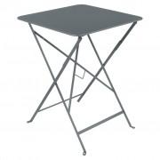 Fermob Bistro 57 x 57 Tisch gewittergrau
