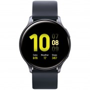 Samsung Galaxy Watch Active2 (WiFi, 4GB, 44mm, Black, Special Import)