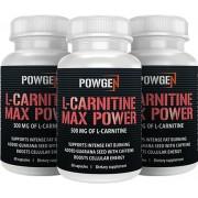 PowGen L-Carnitine Max Power 1+2: nejčistší L-karnitin na trhu