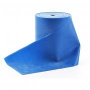 Bandas Elásticas Azul Rollo 50mt X 5cm X 0,30mm
