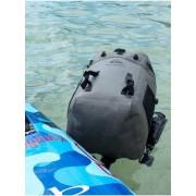 Quiksilver Waterman Deeptide 40L - Mochila de Surf Impermeable Sumergible para Hombre - Marron - Quiksilver