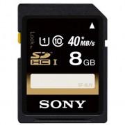 Sony Memoria Sdhc 8gb Classe 6 30mb/s