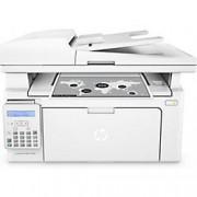 HP Impresora multifunción HP LaserJet Pro M130fn monocromático láser a4