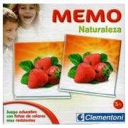 Memo Naturaleza Memori - Clementoni