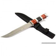 Prijam Knife S20 Fixed Blade Stainless Steel Sharp 32cm Outdoor Knife For Camping Hiking Survival