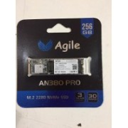 Agile AN380 PRO 256 GB Laptop, All in One PC's, Desktop Internal Solid State Drive (256 GB M.2 2280 NVMe SSD)