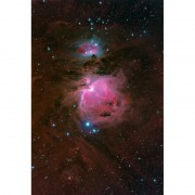 Tablou Oklop Canvas Nebula Orion M42 30 cm x 45 cm