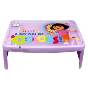 PERPETUAL BLISS™ DORA BED TABLE FOR KIDS | CHILDRENS | BOYS | GIRLS | BEST FOR BIRTHDAY GIFTS FOR KIDS, CHILDREN, ADULTS | FOR BOTH KIDS AND ADULTS | PERFECT FOR RETURN BIRTHDAY GIFTS | USE AS STUDY TABLE | LAPTOP TABLE | LAMP TABLE | MULTI-PURPOSE TABLE