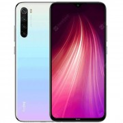 Xiaomi Redmi Note 8 Global Version 4+64GB Moonlight White EU - White
