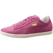 Puma Women's Glyde LO Basic Sports Vivid Viola Leather Running Shoes - 5 UK/India (38 EU)