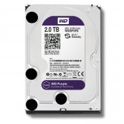 WD20PURX - HDD AV WD Purple (3.5'', 2TB, 64MB, RPM IntelliPower, SATA 6 Gb/s)