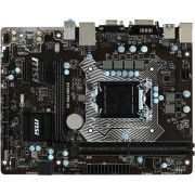 MSI MB B150M PRO-VD Intel B150 LGA 1151 (Socket H4) Micro ATX