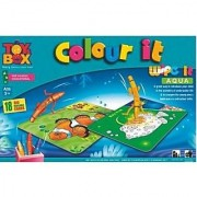 Toysbox Colour It - Wipe It ( Aqua )