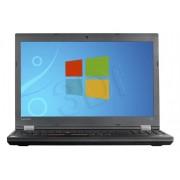 """NOTEBOOK LENOVO THINKPAD L560 I3 6100U 4GB 15,6"""" HD 500GB HD 520 WINDOWS 7 PRO WINDOWS 10 PRO CZARNY 20F10022PB 1Y"""