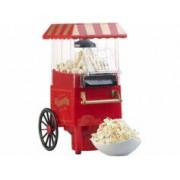 Rosenstein & Söhne Machine à pop-corn à air chaud 1200 W - Design kiosque miniature