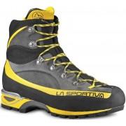 La Sportiva Trango Alp Evo GTX - scarponi alta quota alpinismo - uomo - Grey/Yellow