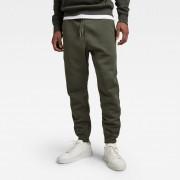 G-Star RAW Heren Premium Core Type C Sweatpants Grijs - Heren - Grijs - Grootte: Medium