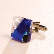 Elite Jewelry Murano Cuff Links