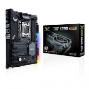 ASUS Intel LGA 2066 ATX motherboard with Thermal Armor, DDR4 4133MHz (OC), dual M.2, Intel VROC support,