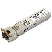 Black Box LFP416 módulo de Red del transceptor Cobre 1250 Mbit/s SFP Transceptor de Red (Cobre, 1250 Mbit/s, SFP, -40-85 °C)