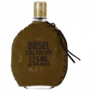 Diesel Fuel for Life Eau de Toilette para homens 125 ml