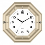 Ceas de perete in forma de Octagon KLJ7127