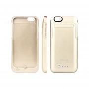Funda Cargador Externo iPhone 6/6s - Dorado