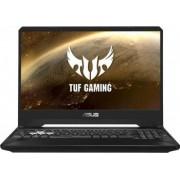 Laptop Gaming ASUS TUF FX505DT AMD Ryzen 7 3750H 512GB SSD 8GB nVidia GeForce GTX 1650 4GB FullHD Tast. ilum. Stealth Black