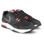Nike AIR MAX CRUSHER 2 Training Shoes(Orange, White, Red)