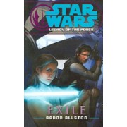 Star Wars: Legacy of the Force IV - Exile (Allston Aaron)(Paperback) (9780099492054)