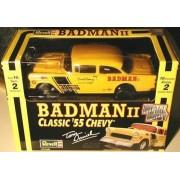 Revell Tom Daniels Bad Man II 55 Chevy 1:25 Scale Diecast Model Kit